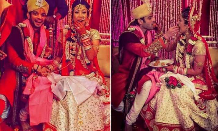 karan patel ties the knot with ankita bhargava see pics