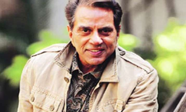 dharam writes a garam song in punjabi for film