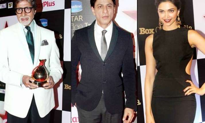 box office india awards big b srk deepika and alia sizzle