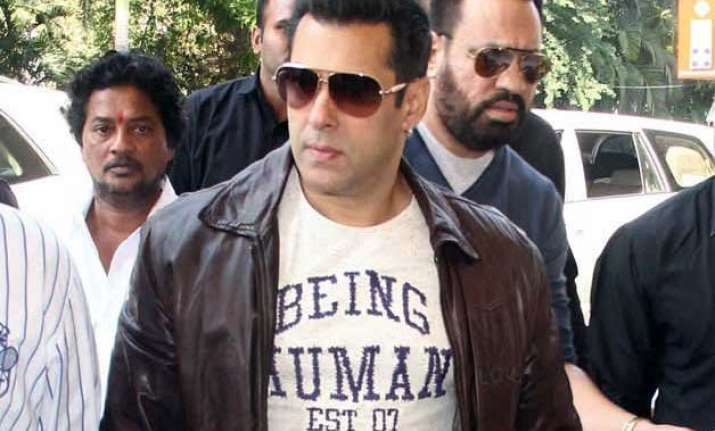 salman khan in jodhpur court to record his statement in