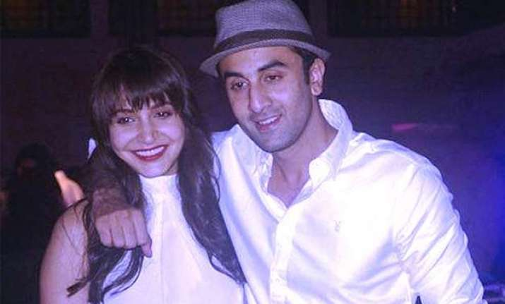 strange anushka sharma confesses to have cried for ranbir
