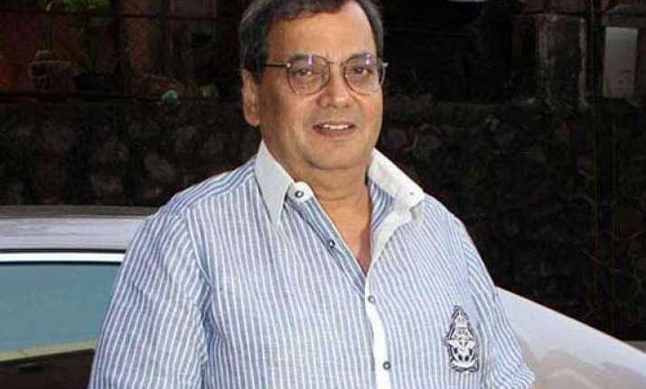 subhash ghai to be honoured with lifetime achievement award