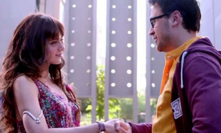 katti batti is not about live in relationships says kangana