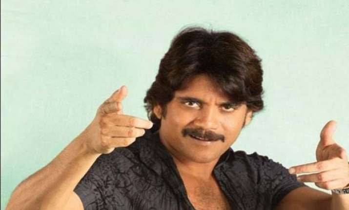 nagarjuna shoots in 1500 year old temple for next