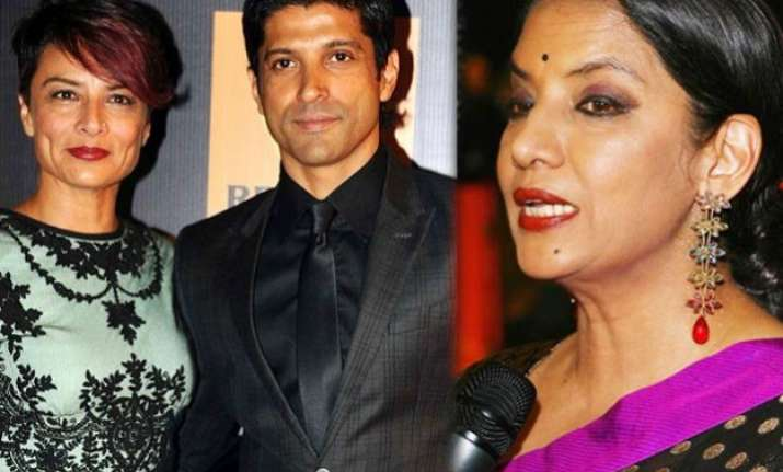 shabana azmi threatens to leave interview if questioned