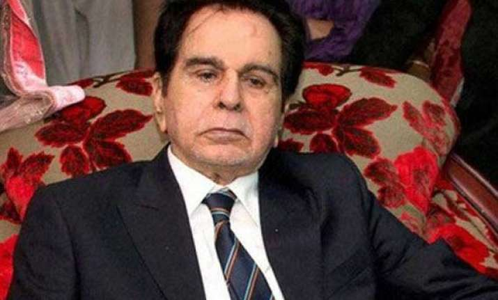 when dilip kumar was arrested for his anti british views