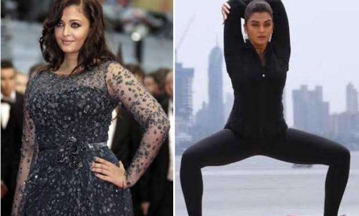From Fat To Fab Aishwarya Reveals Her Fitness Mantra As