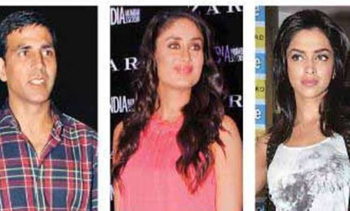 global brands rope in bollywood stars