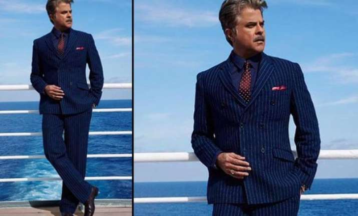 revealed anil kapoor s look as ranveer priyanka s father in
