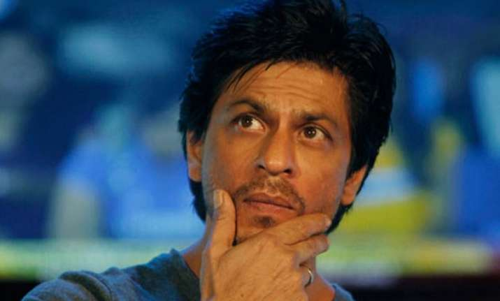 shah rukh khan reveals his biggest worry in life