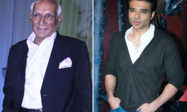 Image result for Yash Chopra - Uday Chopra