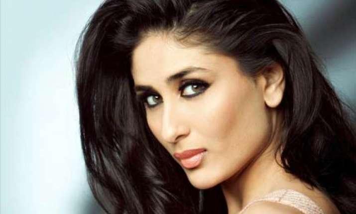 kareena declines to work in tv show