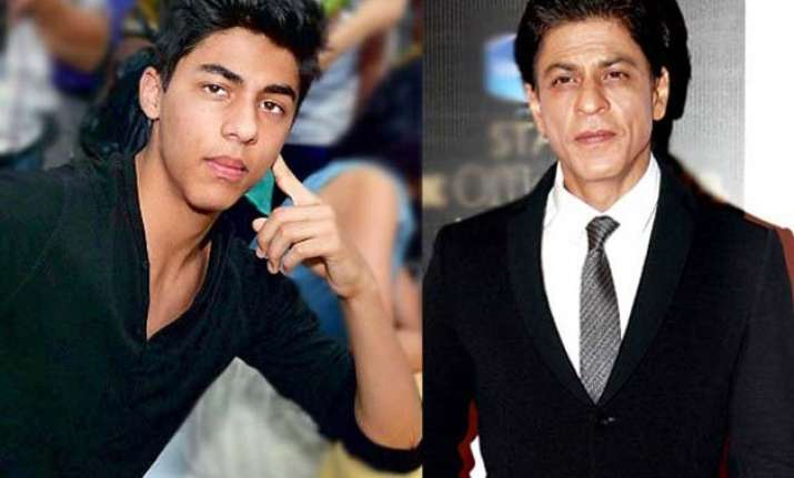 why did srk choose work over son aryan