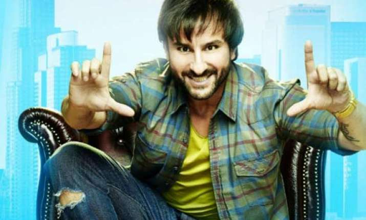 happy ending trailer review saif govinda s unusual pairing