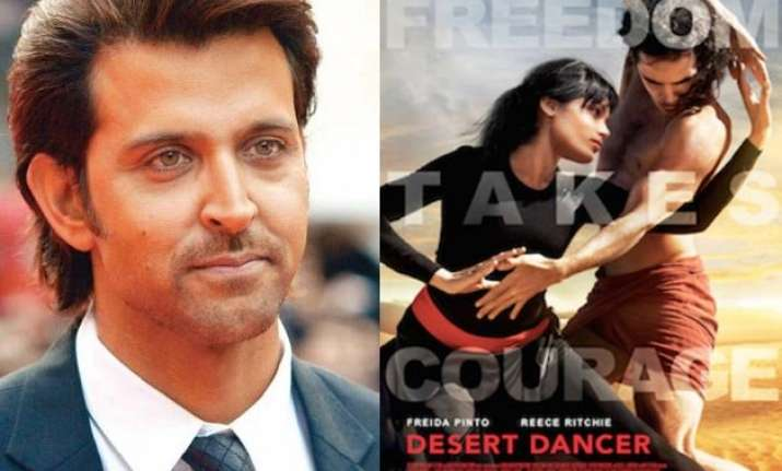 hrithik roshan all praises for freida pinto s amazing dance