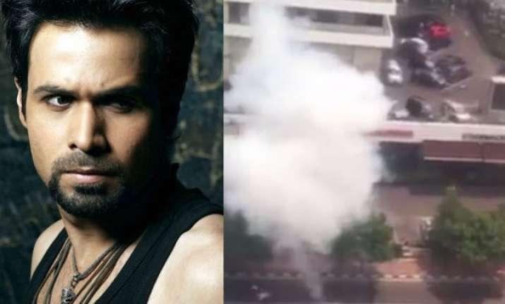 watch emran hashmi shares alarming video of jakarta bomb