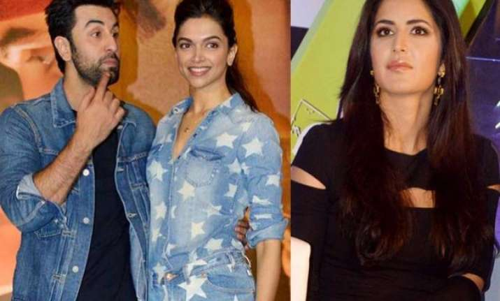 is single ranbir trying to woo committed deepika after his