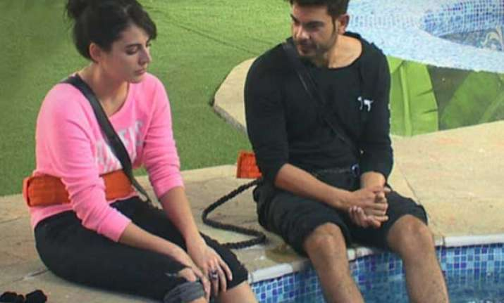 bigg boss 9 know why housemates dislike hottie mandana