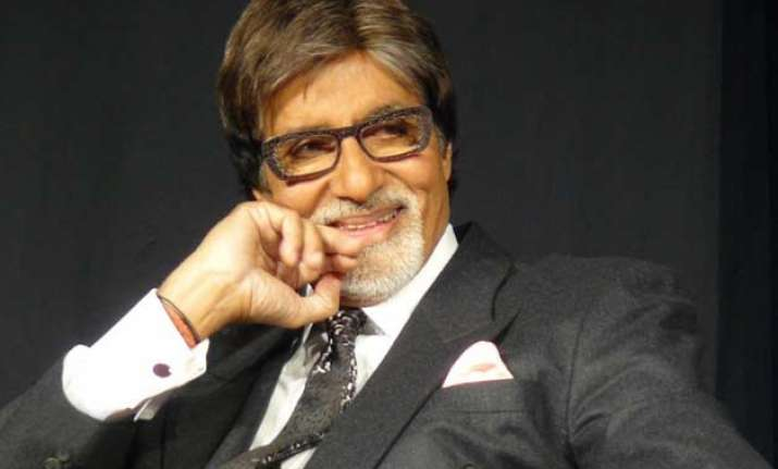 amitabh bachchan in trouble for sharing poem on twitter