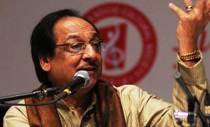 ghulam ali to perform in delhi in december