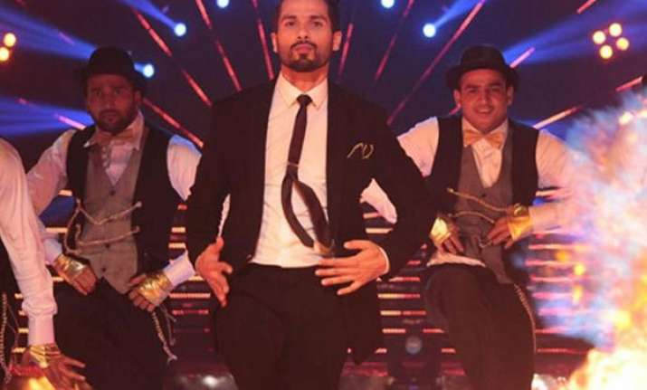 shahid kapoor to not quit jhalak dikhhla jaa reloaded