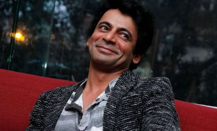 sunil grover is excited about his first punjabi movie