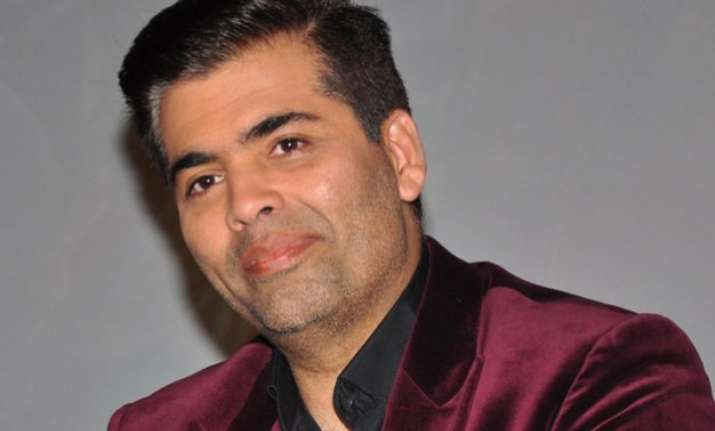 karan johar confesses that he had feminine traits as a child