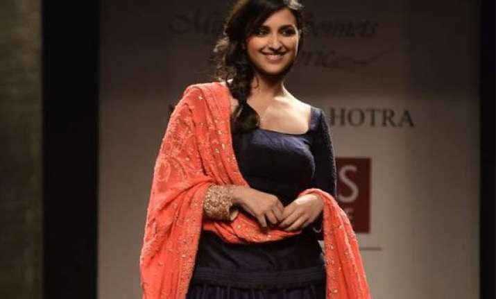 parineeti chopra joins instagram on her birthday