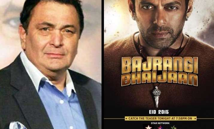 first aamir now rishi kapoor cries after watching bajrangi