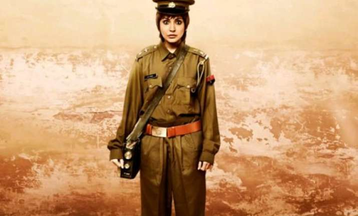 anushka sharma betrays dons transistor but along with cop s