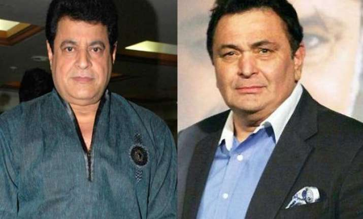rishi kapoor says nothing personal against gajendra chauhan