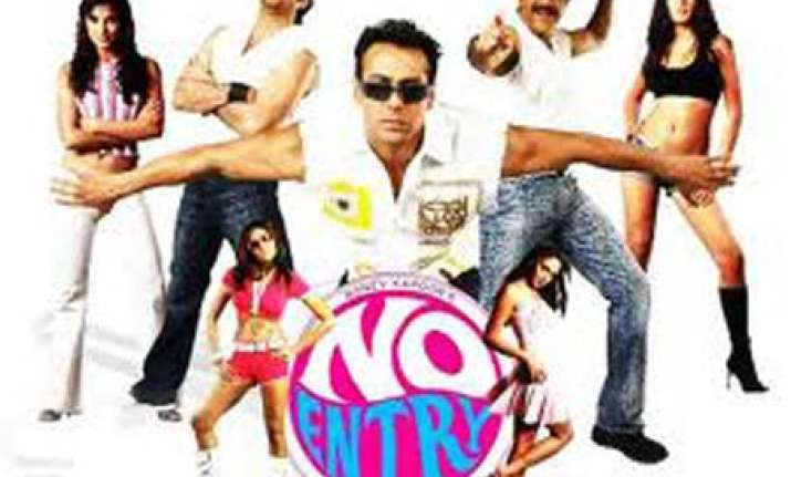 salman refuses to do double role in no entry sequel