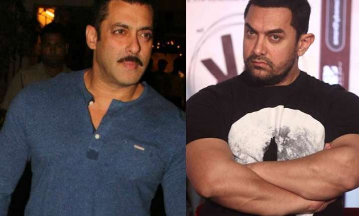 salman khan gives befitting reply to aamir khan s comment