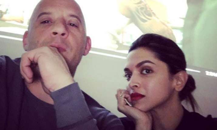 deepika padukone is a part of vin diesel s xxx confirms