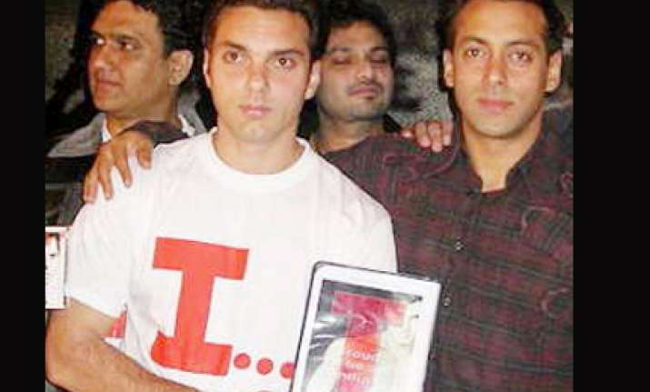 salman s brother says he may only endorse an ipl team not