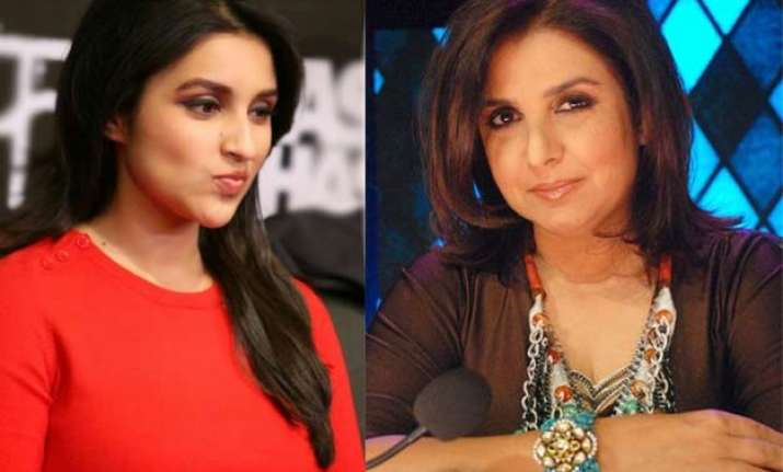 parineeti chopra sad with rumours of her featuring in farah