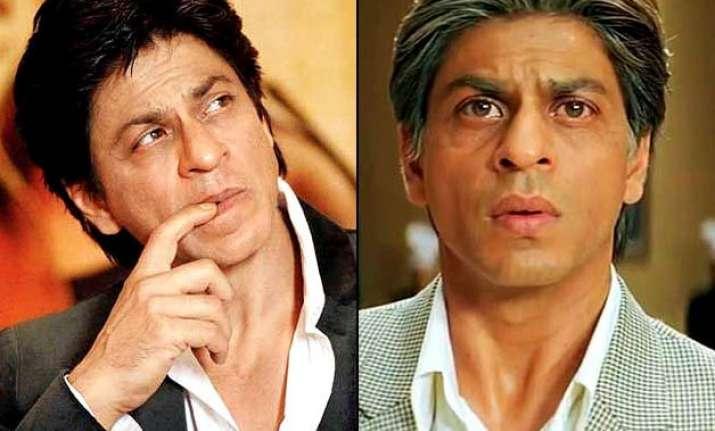 shah rukh khan to go aged like veer zaara for fan hollywood