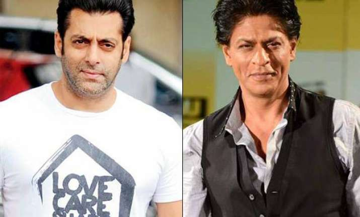 shahrukh and salman not doing a movie together