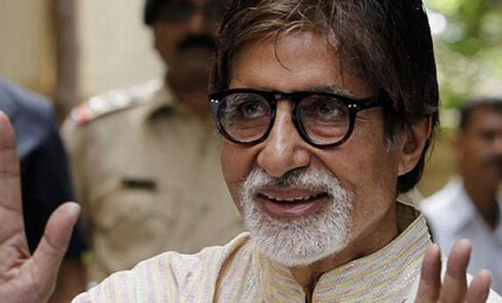 for 72nd birthday big b plans digital gift for fans