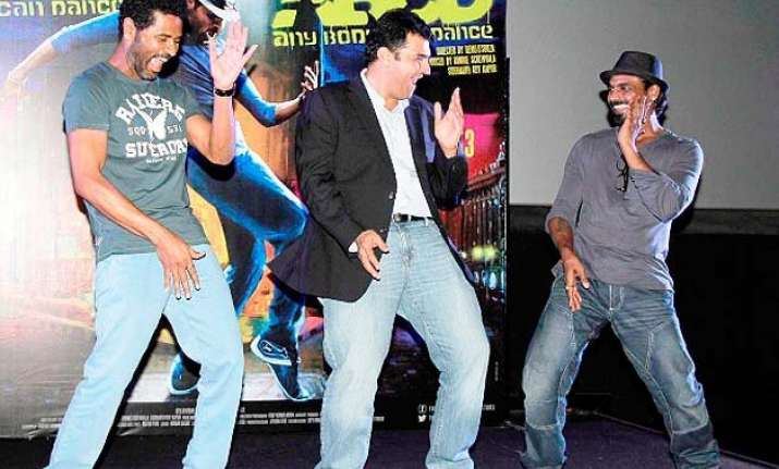 remo d souza to put on his dancing shoes for abcd 2