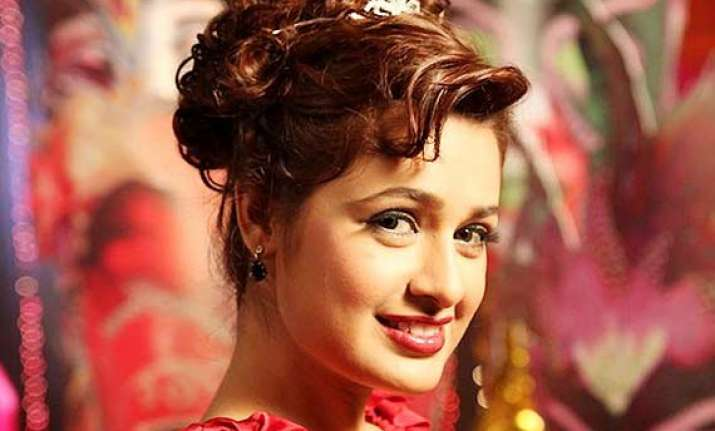 yuvika chaudhary s stint with superstar roles continues