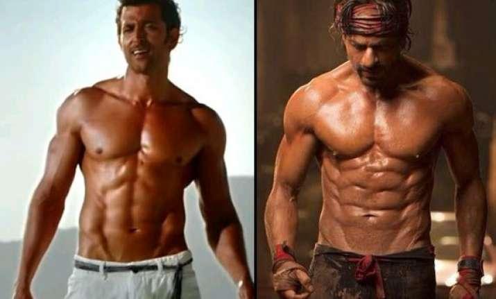 Shah Rukh Khan In 'Happy New Year' Or Hrithik Roshan In