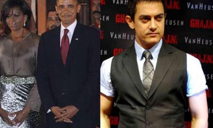 obama s special invitation for aamir khan