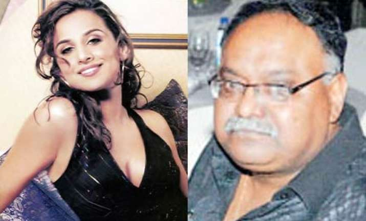 vidya balan to work for pradeep sarkar again