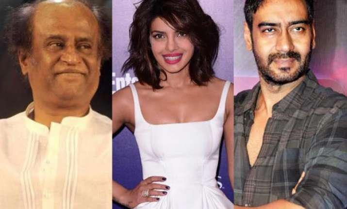here s why rajinikanth priyanka anupam ajay udit are on
