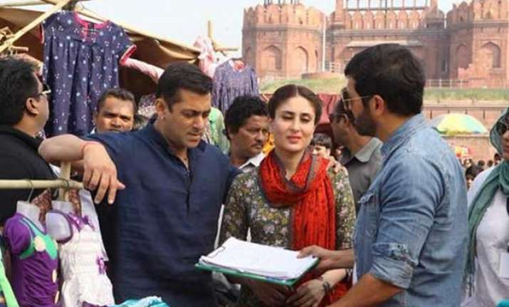 bajrangi bhaijaan salman kareena to shoot in kashmir