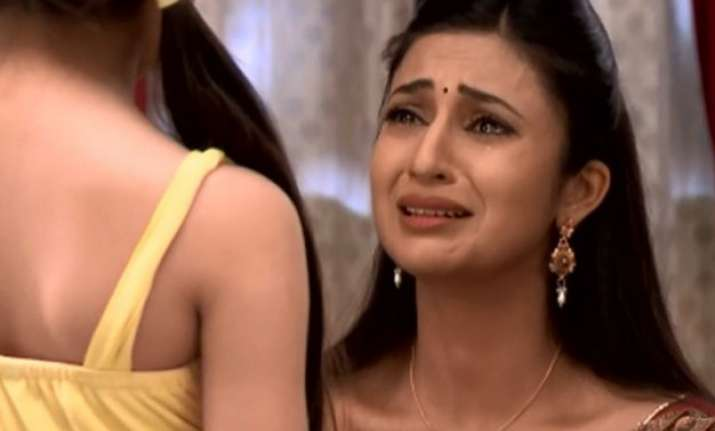 yeh hai mohabbatein ishita cries after shravan s baby remark