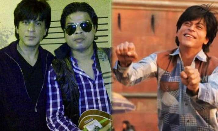 meet shah rukh khan s real life look alike who once gave