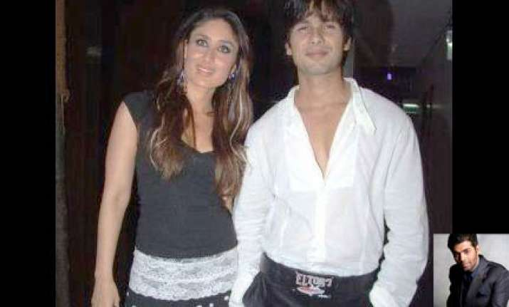 kareena refuses to promote film with ex flame shahid
