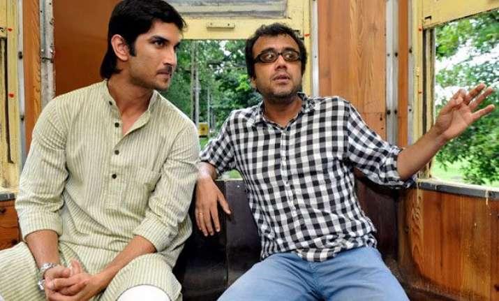sushant had no reason to refuse detective byomkesh bakshy